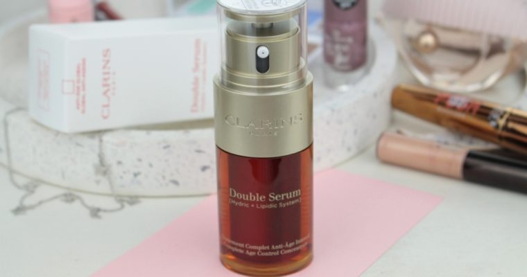 Clarins Double Serum Complete Age Control Concentrate Сыворотка для лица