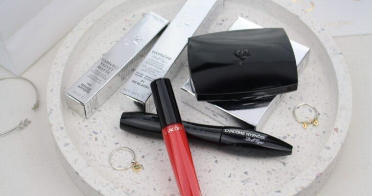 Яркий макияж с косметикой Lancome