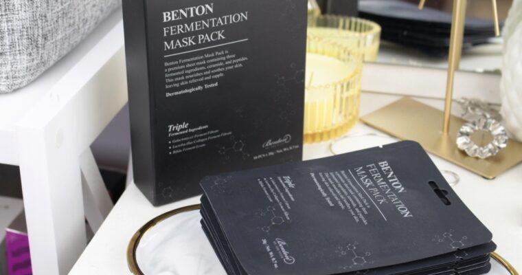 Benton Fermentation Mask Pack Ферментативная маска для лица