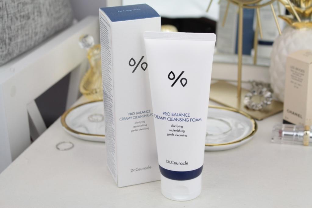 Dr. Ceuracle Pro Balance Creamy Cleansing Foam Пена для умывания