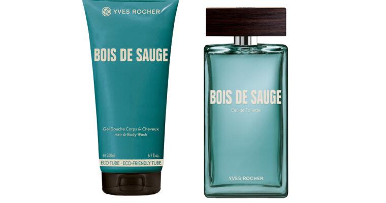 Новая туалетная вода Yves Rocher Bois de Sauge