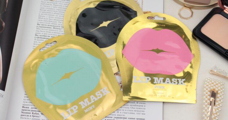 Kocostar Lip Mask Гидрогелевые патчи для губ