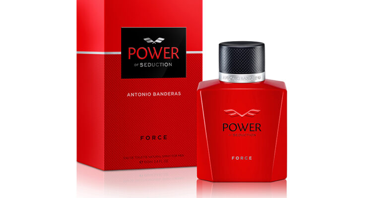 Antonio Banderas Power of Seduction Force