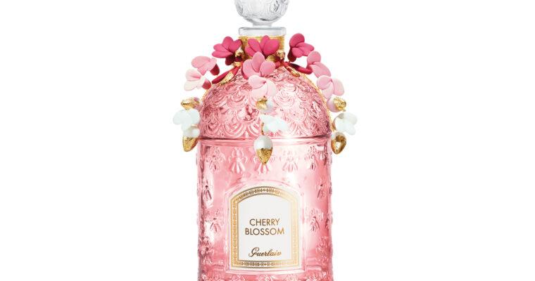 Guerlain Cherry Blossom by Maison Massillon Лимитированное издание аромата