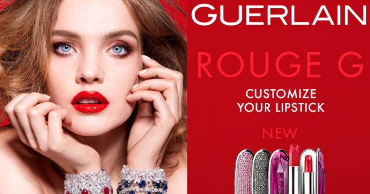 Новинки Guerlain для макияжа губ