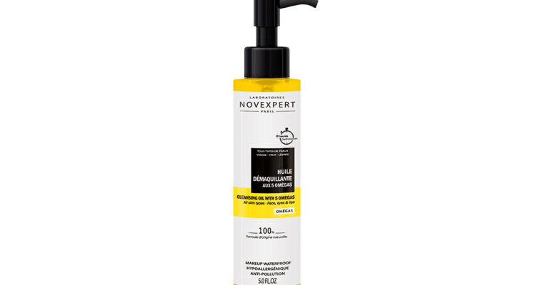 Новинка Novexpert — Cleansing Oil with 5 Omegas