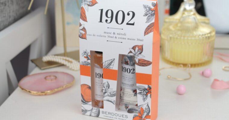 Berdoues 1902 Musc & Neroli Eau De Toilette & Hand Cream Парфюмерный набор – Крем для рук и Туалетная вода