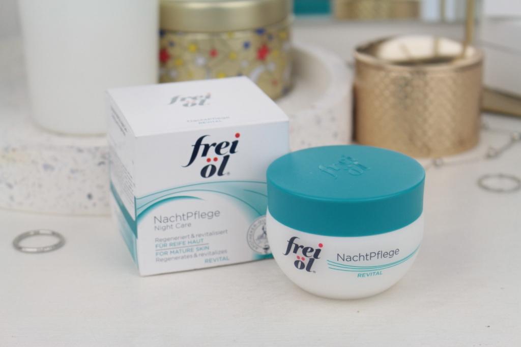 Frei Ol Night Care Revital Ночной крем для зрелой кожи