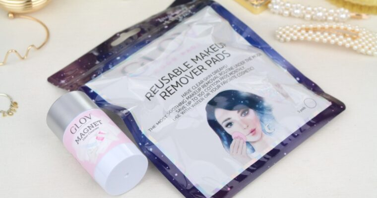 Glov Reusable Makeup Remover Pads Многоразовые диски для снятия макияжа и Glov Magnet Fiber Cleanser Очищающий стик