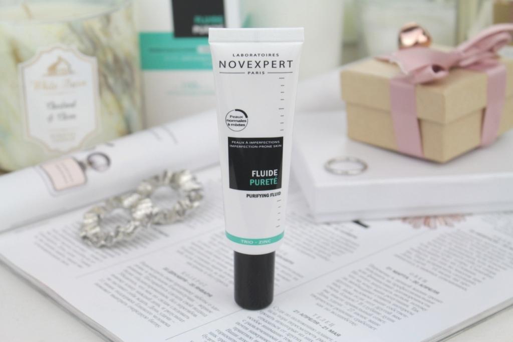 Novexpert Trio-Zinc Purifying Fluid Флюид для проблемной кожи