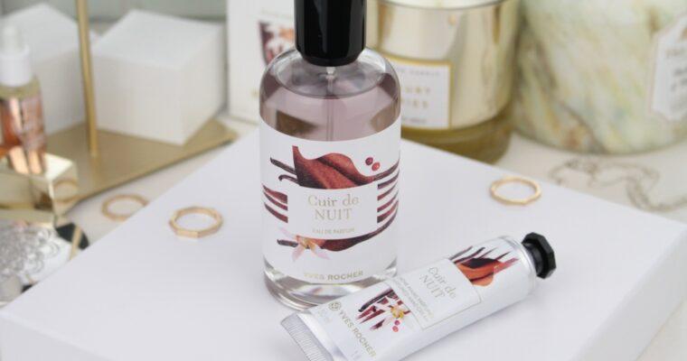 Yves Rocher Cuir De Nuit Eau De Parfum & Perfumed Hand Cream Парфюмерная вода и Крем для рук