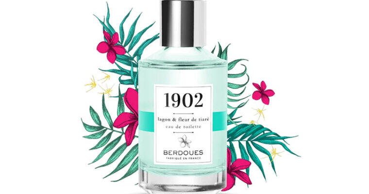 Новинка Berdoues 1902 Lagon & Fleur de Tiaré