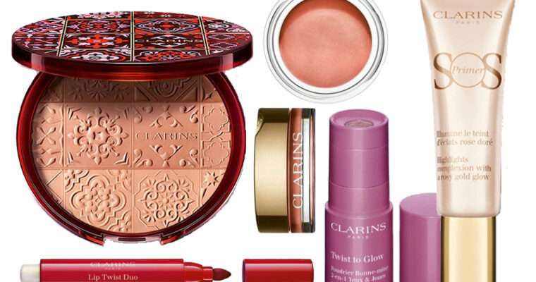 Летняя Коллекция Clarins Makeup Collection Summer 2020