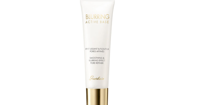 Новый праймер Guerlain Blurring Active Base Smoothing & Blurring Effect Pore Refiner