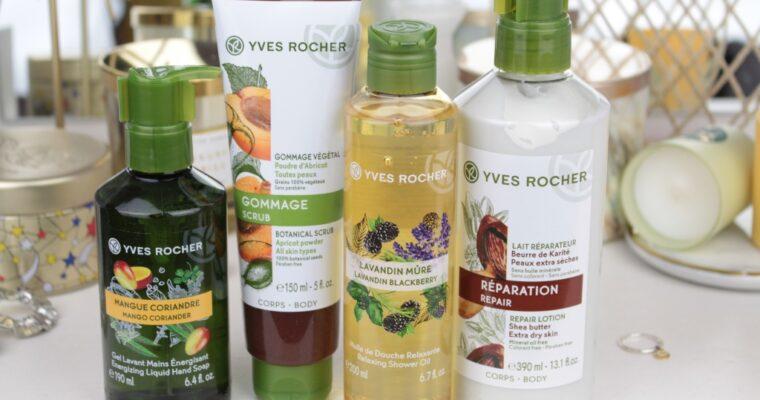 Любимые средства для тела Yves Rocher
