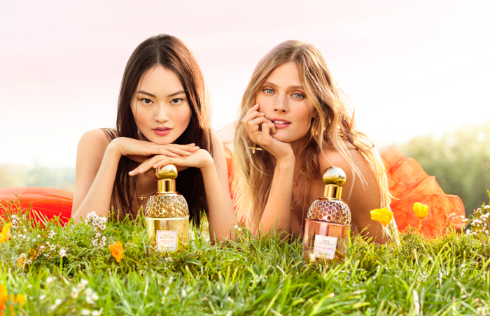 Новые ароматы Guerlain Aqua Allegoria – Granada Salvia и Orange Soleila