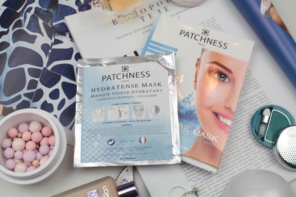 Patchness Hydratense Mask Увлажняющая маска для лица
