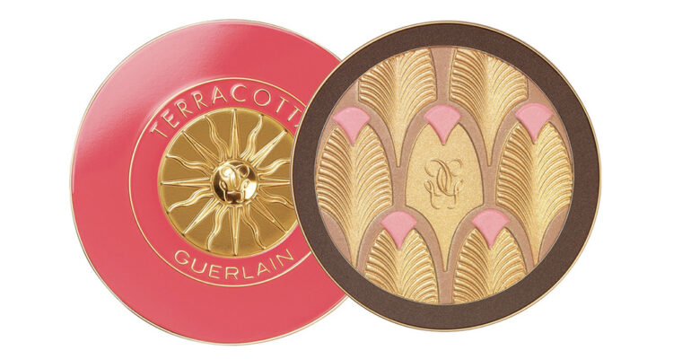 Guerlain Terracotta Pacific Avenue Bronzer & Blush Summer 2020 Лимитированный Бронзер
