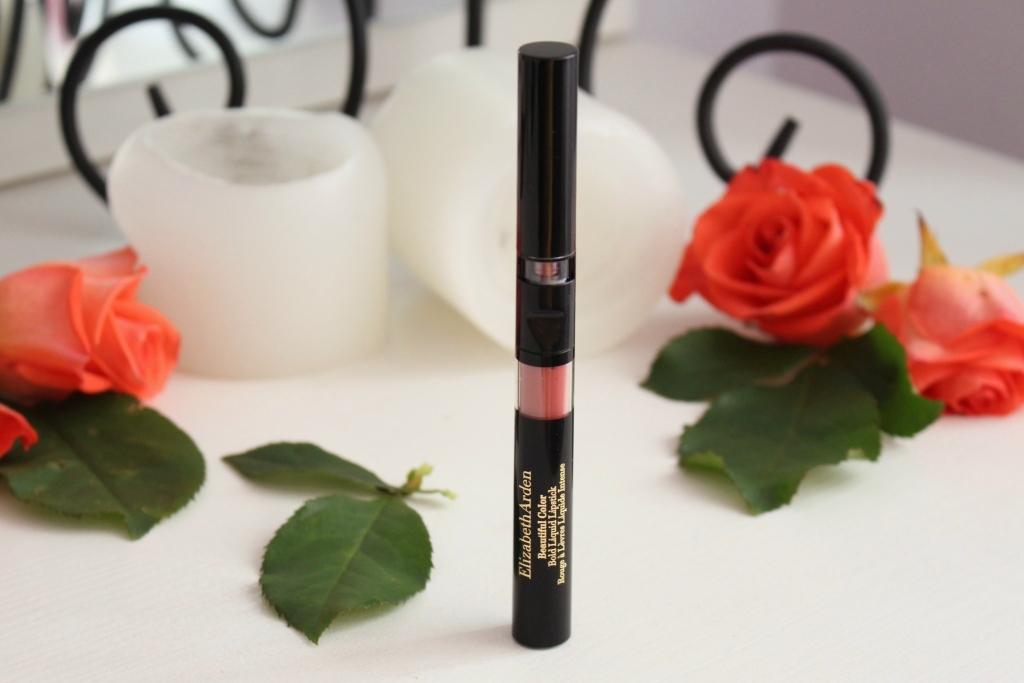 "Elizabeth Arden Beautiful Color Bold Liquid Lipstick ""08 Passionate Peach"" Помада"