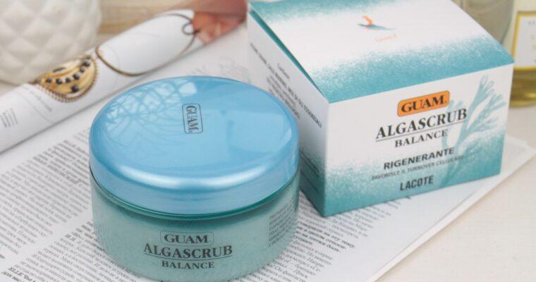"""Guam Algascrub Balance Rigenerante Скраб для тела """"Баланс"""""""