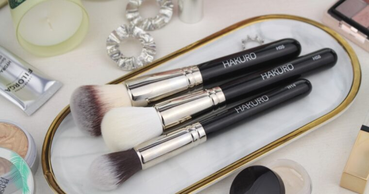 Кисти для лица Hakuro MakeUp Brush
