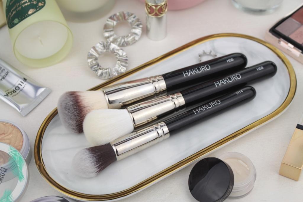 Кисти для лица Hakuro MakeUp Brush