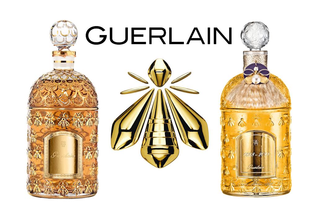 Ретро-Beauty: Пчела Символ Дома Guerlain