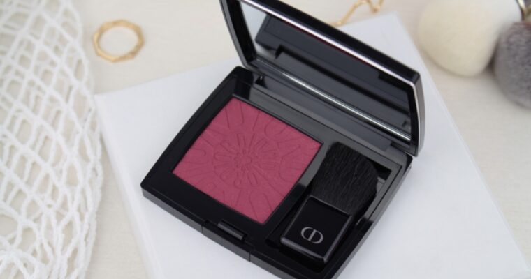 "Dior Rouge Blush Power Look Couture Colour ""783"" Румяна"