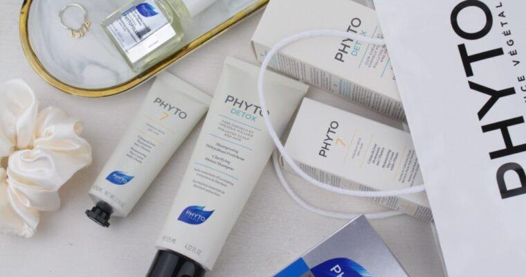 Уход за жирными волосами с косметикой Phyto