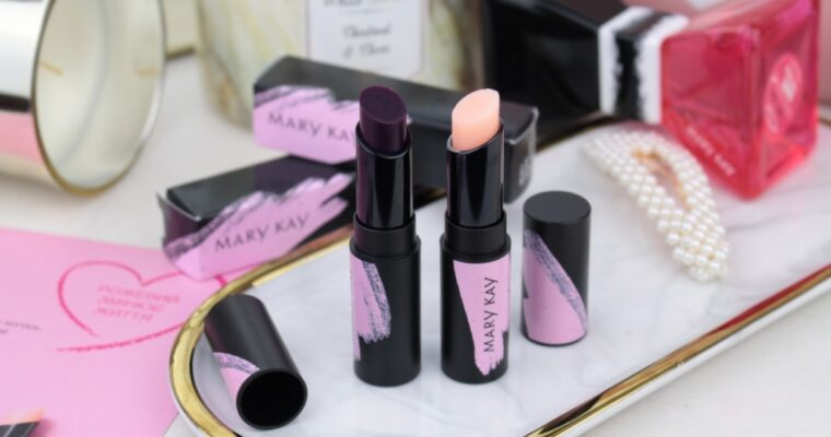 "Mary Kay Intuitive pH Lip Balm Интеллектуальные Бальзамы Для Губ – Благотворительный Проект ""Рожевий змінює життя"""