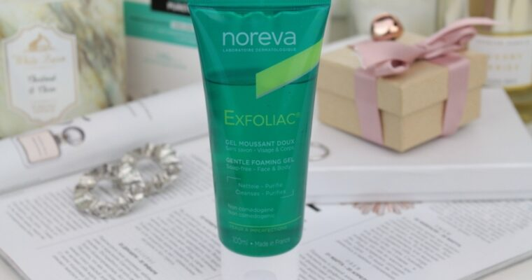 Noreva Exfoliac Gentle Foaming Gel Face & Body Очищающий гель для лица и тела
