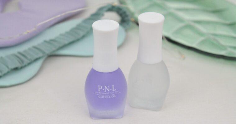 PNL Cuticle Oil & Cuticle Remover Масло для кутикулы и Средство для удаления кутикулы