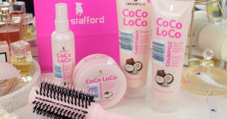 Lee Stafford Coco Loco Кокосовая линейка для волос