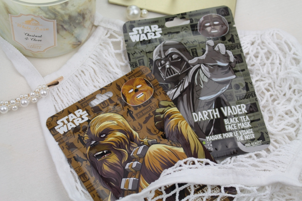 Mad Beauty Star Wars Face Mask Тканевые маски