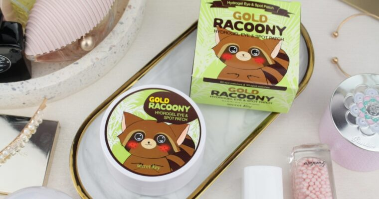 Secret Key Gold Racoony Hydrogel Eye & Spot Patch Патчи под глаза