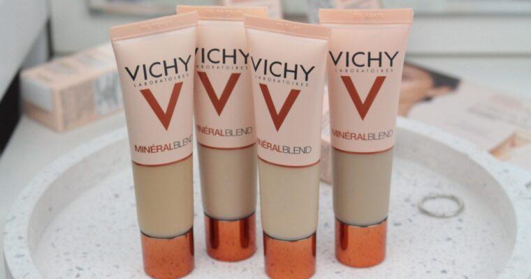 Vichy Mineral Blend 16 HR Hold Fresh Complexion Hydrating Foundation Тональная основа