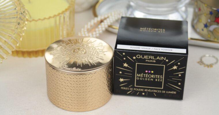 Guerlain Meteorites Golden Bee Метеориты Рождественский Выпуск 2020