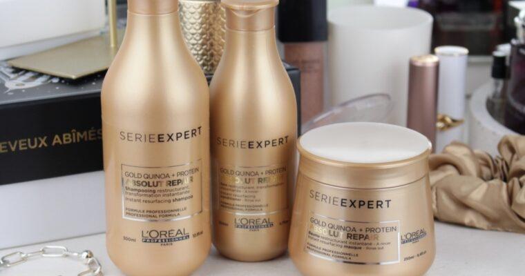 L'oreal Professionnel Serie Expert Absolut Repair Линейка для восстановления поврежденных волос