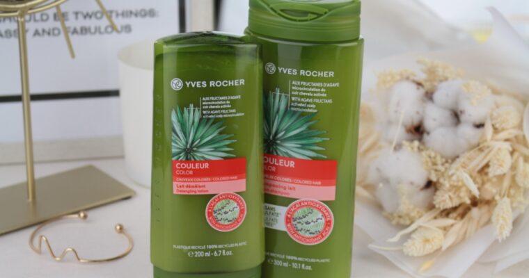 Yves Rocher Color Линия для окрашенных волос