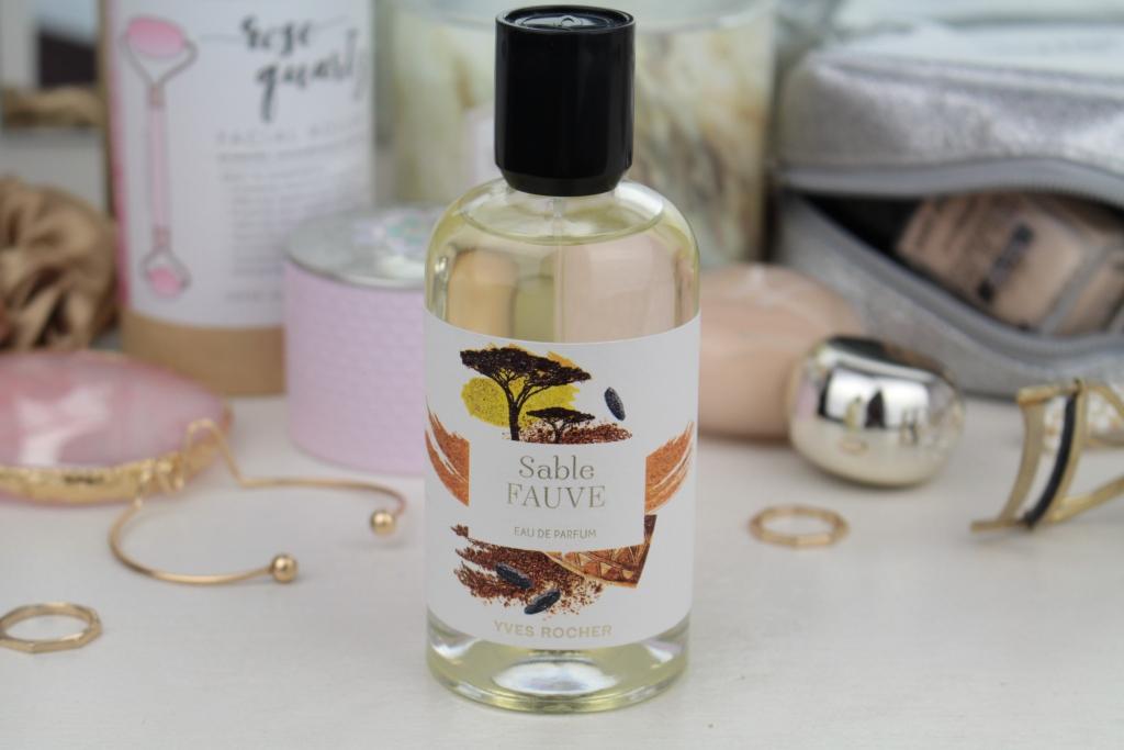Yves Rocher Sable Fauve Eau De Parfum Парфюмерная вода