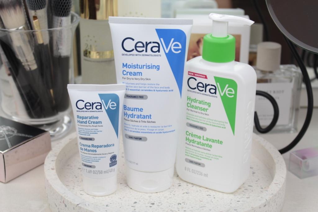 Знакомство с косметикой CeraVe