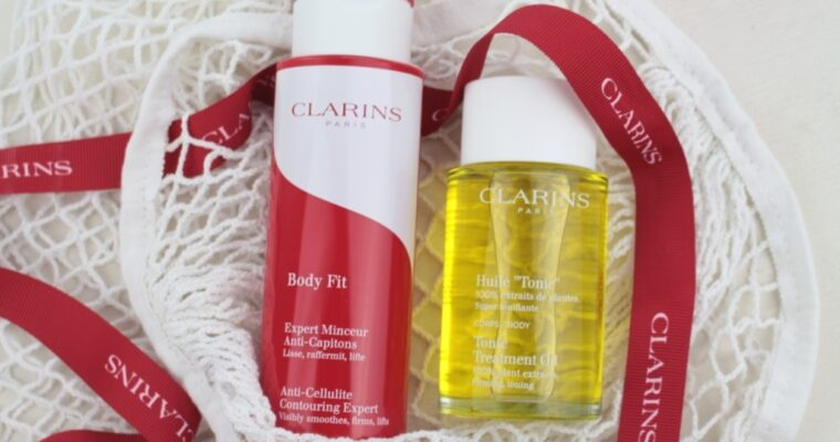 Уход за телом с косметикой Clarins