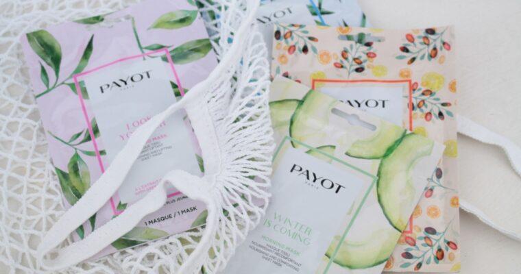 Тканевые маски Payot