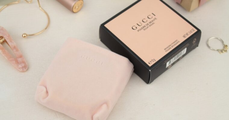 "Gucci Eclat Soleil Bronzing Powder ""01"" Бронзер"