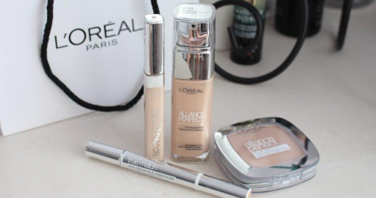 Обновленная тональная основа L'oreal Alliance Perfect и бестселлеры бренда для тона лица