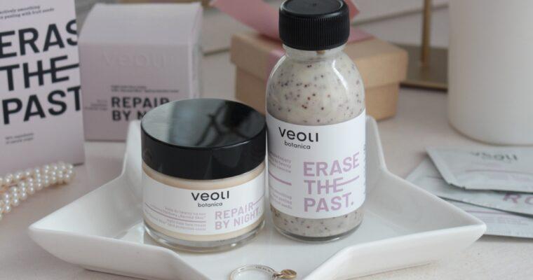 Знакомство с косметикой Veoli Botanica