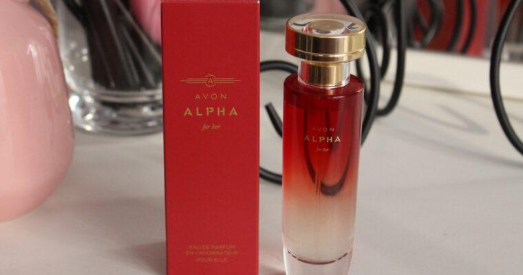Avon Alpha For Her Eau De Parfum Парфюмерная вода