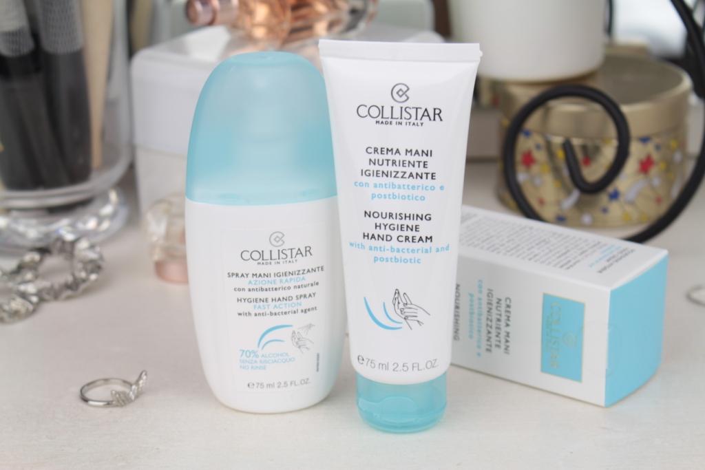 Уход за руками с косметикой Collistar Hygiene & Protection