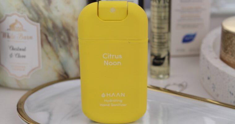 """Haan Hydrating Hand Sanitizer """"Citrus Noon"""" Антисептик для рук"""