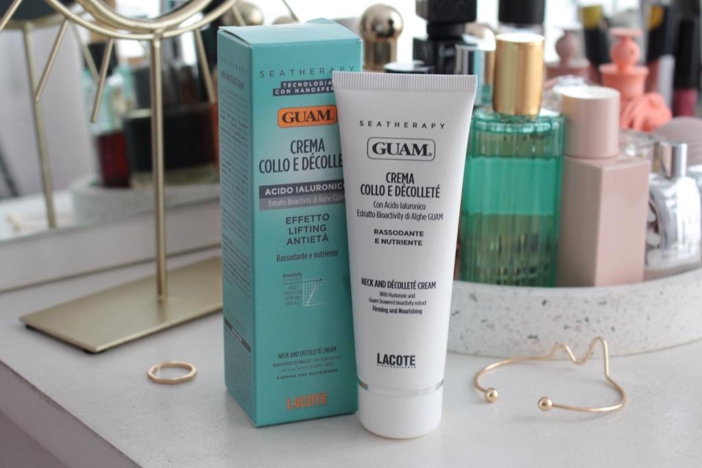 Guam SeaTherapy Neck And Decollete Cream Крем для шеи и зоны декольте